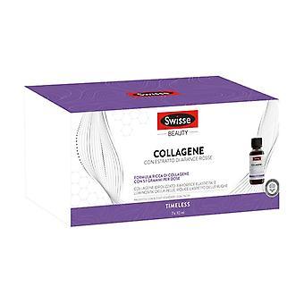 Liquid collagen with blood orange extract 7 vials of 30ml