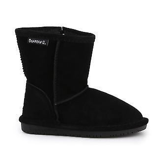 ベアポーエマ幼児608TZブラックネバーウェットユニバーサル冬の幼児靴
