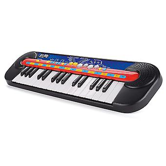 Toyrific kids electronic keyboard, 32-key with musical effects and songs