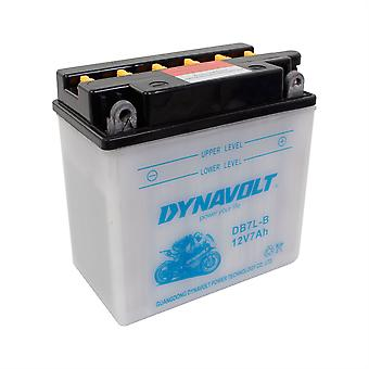 Dynavolt CB7LB2 High Performance Battery With Acid Pack