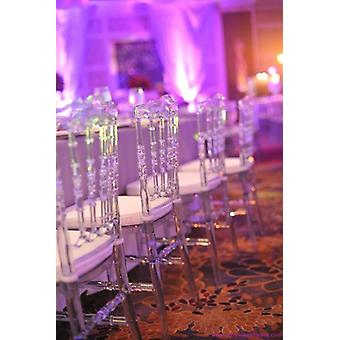 Crystal Acrylic Chair Wedding Decoration ,transparent Clean Chairs