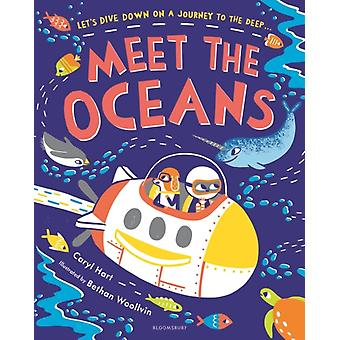 Meet the Oceans by Caryl Hart