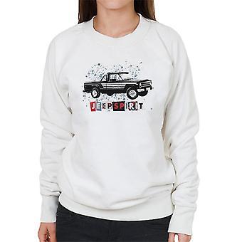 Jeep Spirit Honcho Women's Sweatshirt