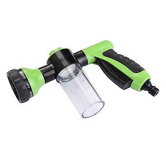 Foam sprayer garden water hose nozzle soap dispenser gun