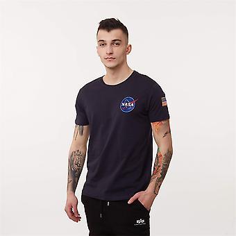 Alpha Industries Space Shuttle 17650707 universal miesten t-paita