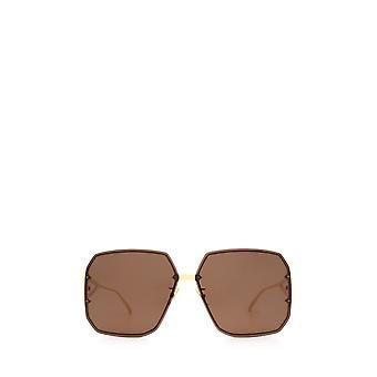 بوتيغا فينيتا BV1085SA النظارات الشمسية الإناث الذهب