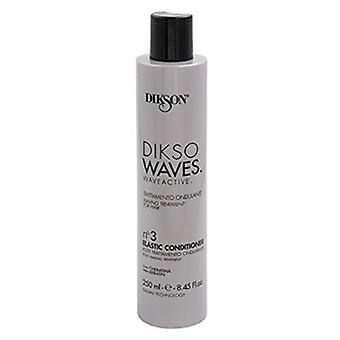 Dikson Diksowaves Condicionador Elástico Nº, 3 25 ml