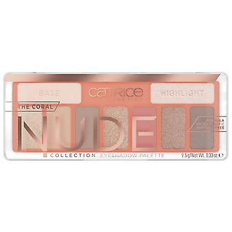 Catrice Cosmetics The Coral Nude Eyeshadow Palette 010 peach passion 9,5 grams