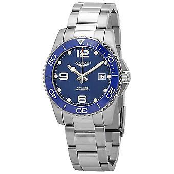 "Longines HydroConquest ""Spain Edition"" Automatic Blue Dial Men's Watch L3.781.4.97.6"