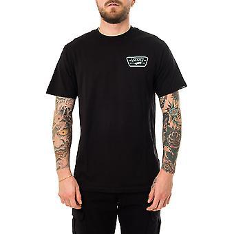 Heren T-shirt busjes mn full patch back vn0a3h5kylo