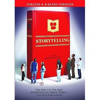 Importer des USA de la narration [DVD]