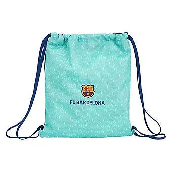 Reppu jousilla F.C. Barcelona Turkoosi
