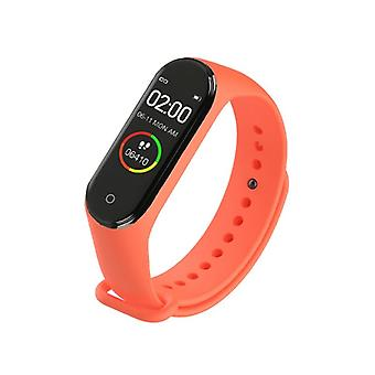 Herzfrequenz-Überwachung Gesundheit Tracker Sport Armband Digital Watch Frauen