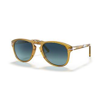 Persol Steve McQueen PO0714SM 204/S3 Gule/polariserede blå solbriller
