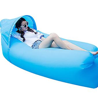 Inflatable Lounger Best Air Lounger Sofa For Camping, Hiking For Pool