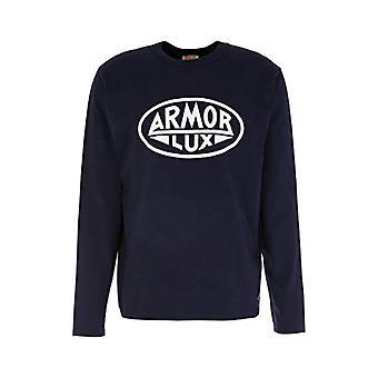 Armor Lux 77651 T-Shirt, Multicolore (Navire/Heritage DMB), Small Uomo