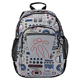 TOTTO Mochila Crayoles Casual Backpack 40 centimeters 25 Multicolor (Multicolor)(5)