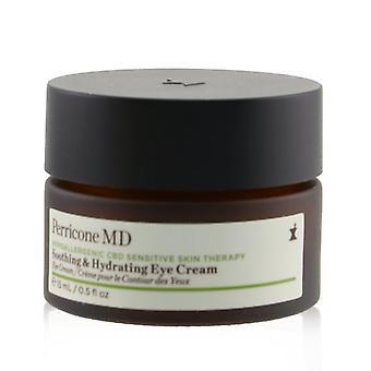 Hypoallergene Cbd Gevoelige Huidtherapie Verzachtend & Hydraterende Oogcrème - 15ml/0.5oz