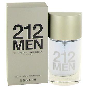 212 Cologne by Carolina Herrera EDT (New Packaging) 30ml