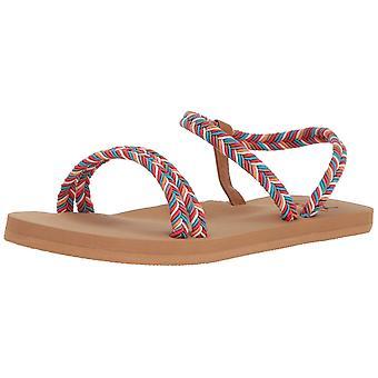 Roxy Women's Luana Strappy Sandal Flip Flop