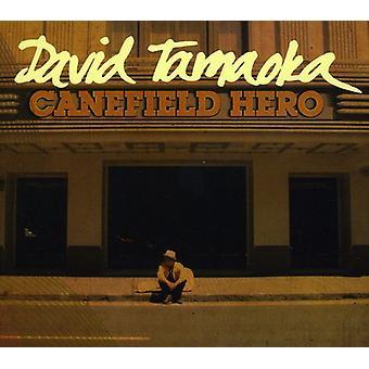 David Tamaoka - Canefield Hero [CD] USA import