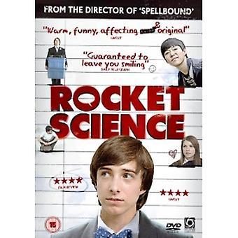 Rocket Science DVD