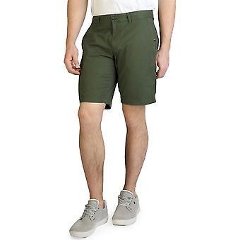 トミーヒルフィガー - ブランド - 衣類 - ショート - XM0XM01265-LCY - 男性 - ダーデライブリーグリーン - 40