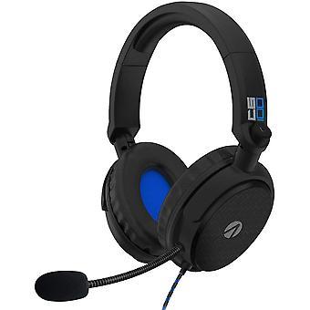 4Gamers Stealth C6 100 Blaues Headset