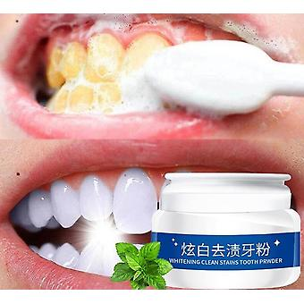 Whitening Clean Stains Tooth Powder
