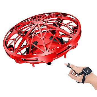 Helicopter RC UFO Dron Aircraft Hand Sensing Infrared RC Quadcopter Electric Induction Mini Toys for