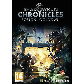 Shadowrun Chronicles Boston Lockdown PC Game