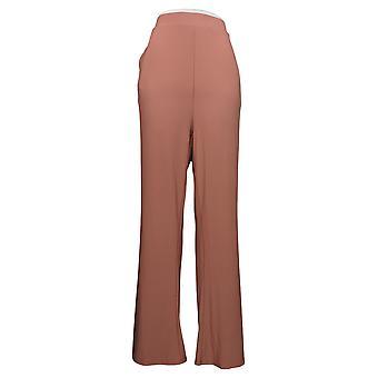 WynneLayers by MarlaWynne Women's Pants Plus Cropped Red 733638