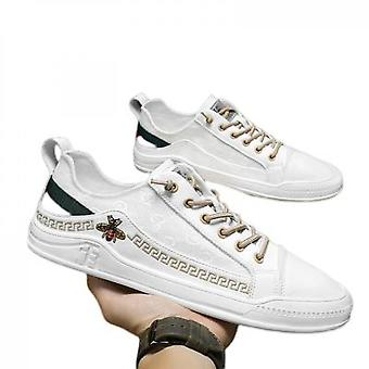 Casual Sneakers Men All-match Breathable Thin Canvas Shoes Men