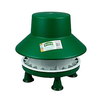 Supa Hassop 6kg Poultry Feeder