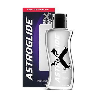 Astroglide X, Premium Waterproof Silicone Personal Lubricant