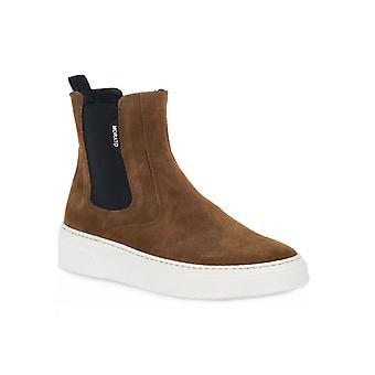 Antony morato 8041 norse tobacco sneakers fashion