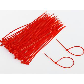 400 Stück Kabelbinder Premium Tie Wraps Starke Nylon Zip Ties Selbsthemmend