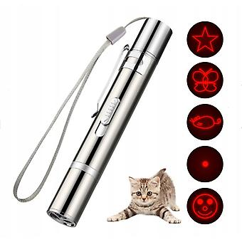 Funny Cat Stick Toy Usb Charging Laser Pattern