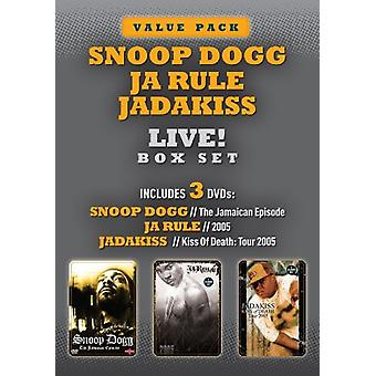 Live! [DVD] USA import