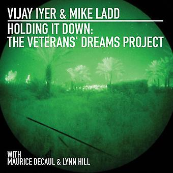 Vijay Iyer & Mike Ladd - Holding It Down: The Veterans' Dreams Project [CD] USA import