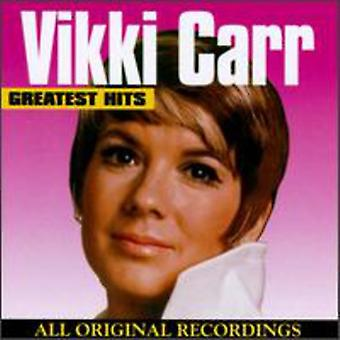 Vikki Carr - Greatest Hits [CD] USA import