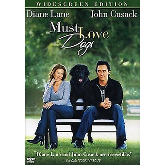 Must Love Dogs [DVD] USA import