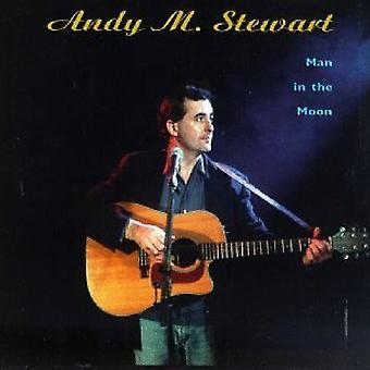 Andy M. Stewart - Man dans l'importation des USA de la lune [CD]