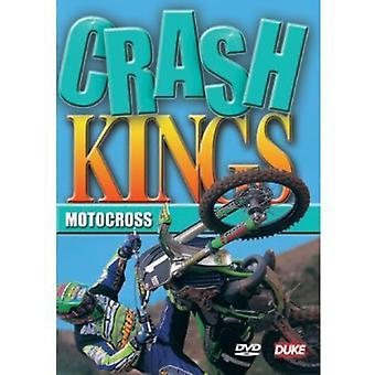 Crash Kings of Motocross [DVD] USA import