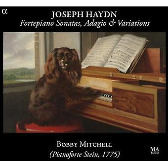 Haydn / Mitchell - Hammerflügel Söhne Adagio & Variationen [CD] USA import