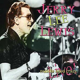 Jerry Lee Lewis - Middle Aged Crazy [CD] USA import