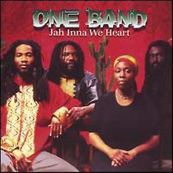One Band - Jah Inna We Heart [CD] USA import