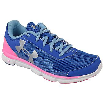 Under Armour Micro G Speed Swift K 1266305-400 Kids running shoes