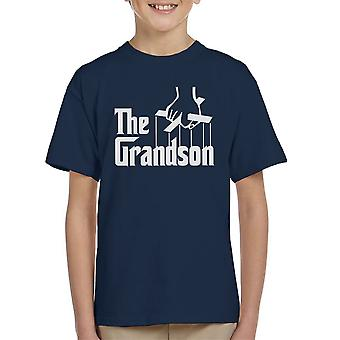 The Godfather The Grandson Kid's T-Shirt