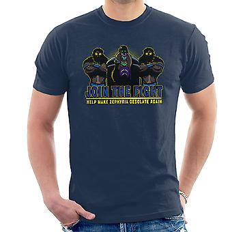 ゾルン メンズ t シャツの Vulchazor 息子に参加します。